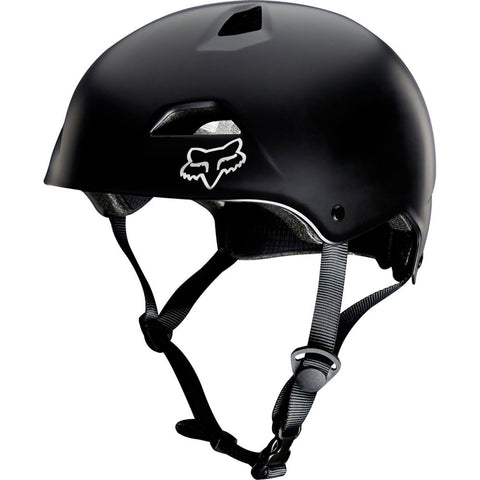 Fox MTB Flight Sport Helmet - Black