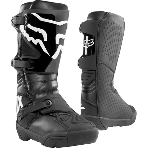 MX21 Fox Comp X Boot (Black)