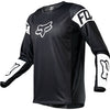 MX21 Fox 180 Revn Jersey (Black/White)