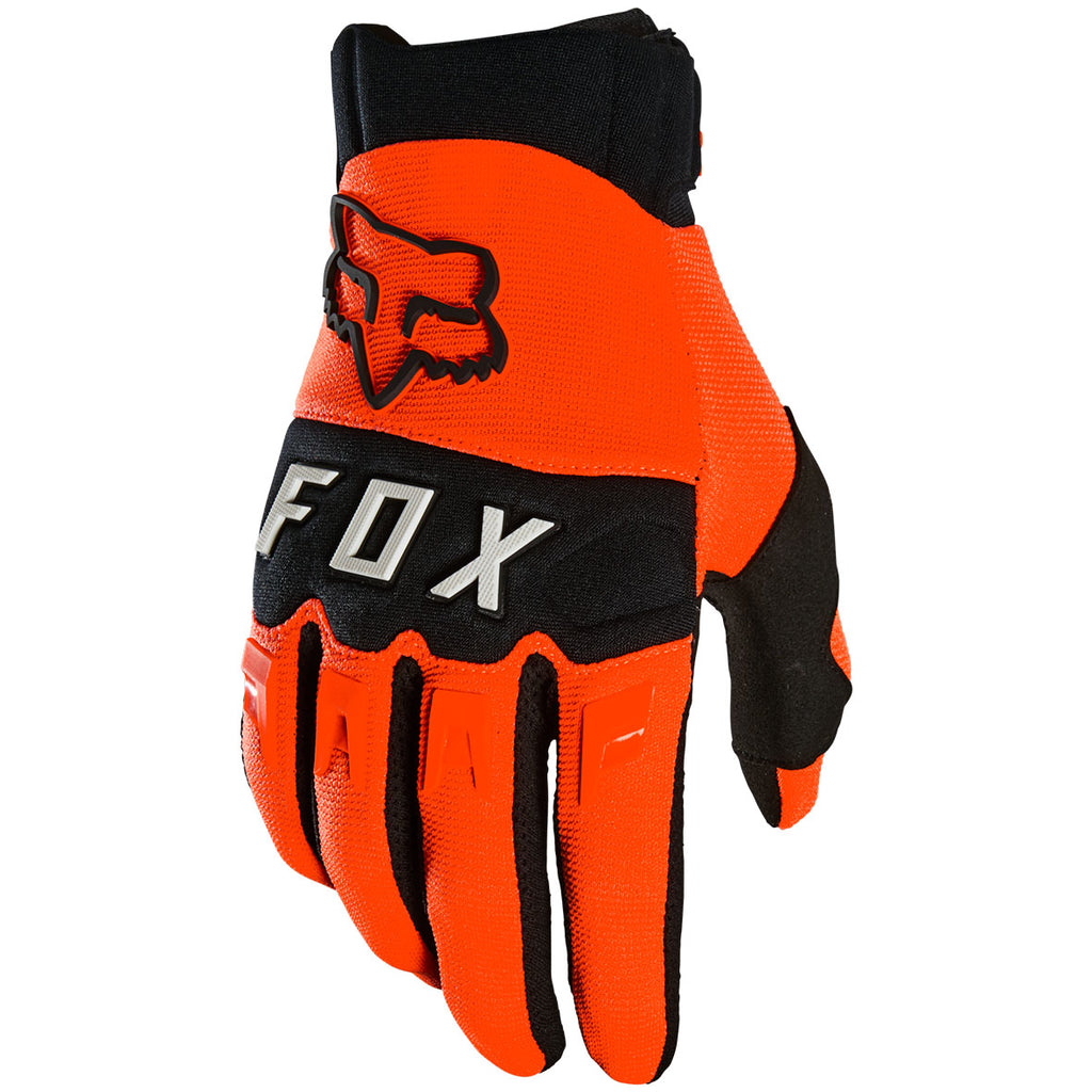 MX21 Fox Dirtpaw Gloves (Fluo Orange)