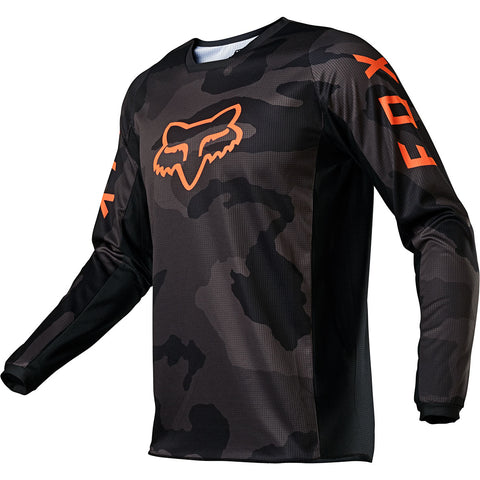 MX21 Fox Youth 180 Trev Jersey (Black Camo)