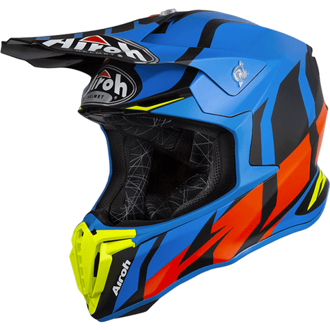 Airoh Twist Great Helmet (Matte Blue)