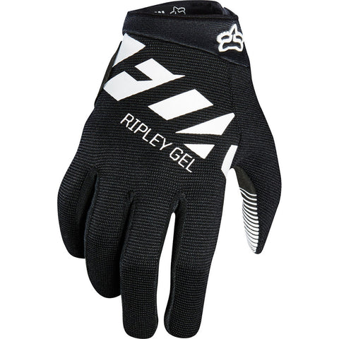 MTB Fox Ripley Gel Women's Glove (Black/White)
