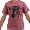 Fox Heritage Boys Tee (Heather Zin)