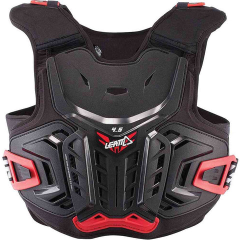 Leatt Chest Protector 4.5 Junior BLK/RED