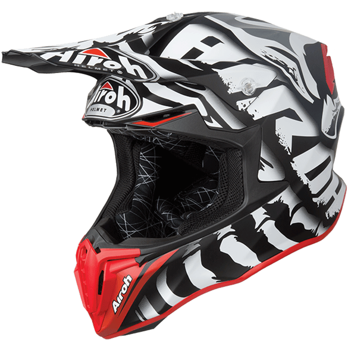 Airoh Twist Legend Helmet (Matte Black)