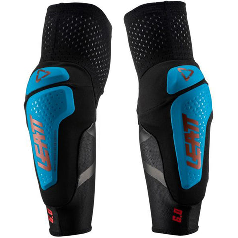 Leatt 3DF 6.0 Elbow Guard (Fuel/Black)