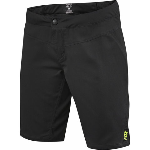 MTB Fox Womens Ripley Shorts (Black)