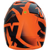 MX16 Fox V3 Shiv Helmet (Matte Orange)