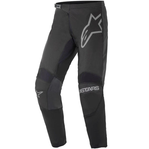 MX21 Alpinestars Fluid Graphite Pants (Black/Dark Grey)