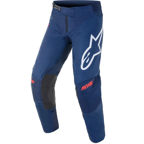 MX21 Alpinestars Techstar Venom Pants (Dark Blue/Bright Red/White)