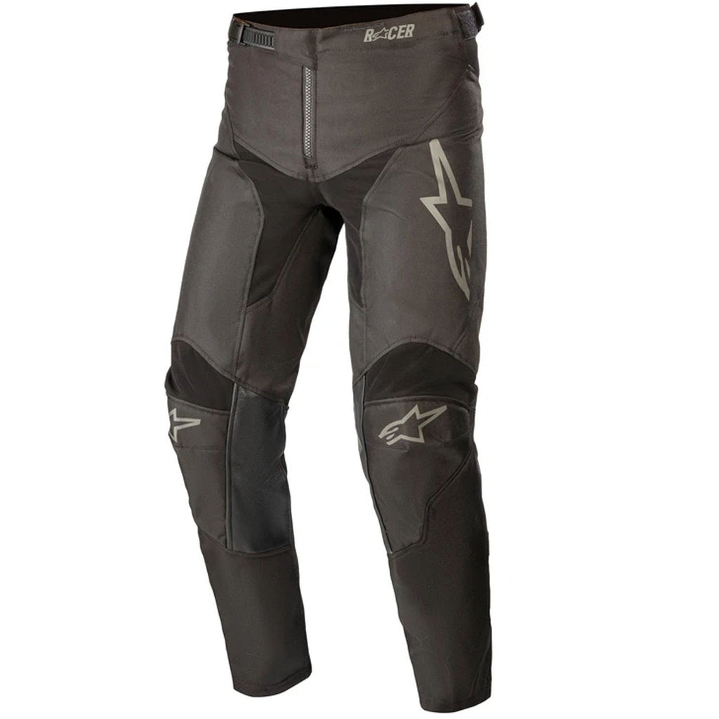 MX21 Alpinestars Youth Racer Compass Pants (Black/Dark Grey)