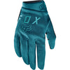 MTB Fox Women's Ranger Gel Glove (Maui Blue)