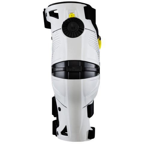 Mobius X8 Knee Brace (White/Yellow)