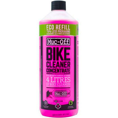 Muc-Off Bike Cleaner Concentrate Eco Refill - Makes 4 litres (1 Litre)