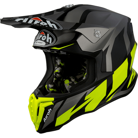 Airoh Twist Great Helmet (Matte Anthracite)