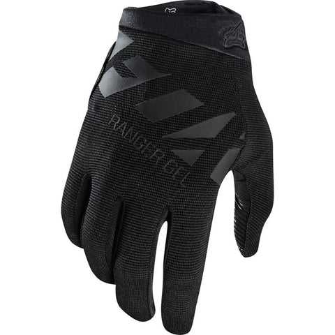 MTB Fox Ranger Gel Glove (Black/Black)