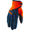 MX20 Thor Spectrum Gloves (Midnight/LUMO Orange)