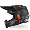 Bell MX-9 MIPS Presence Matte/Gloss (Black/Orange Camo)