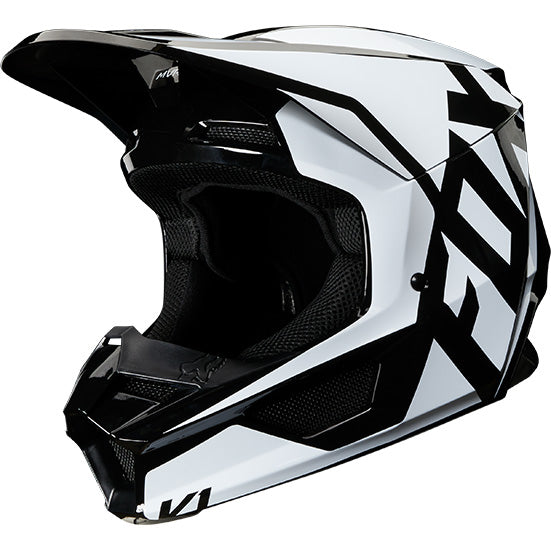 MX20 Fox Youth V1 Prix Helmet (Black)
