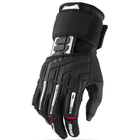 EVS Wrister Gloves (Black)