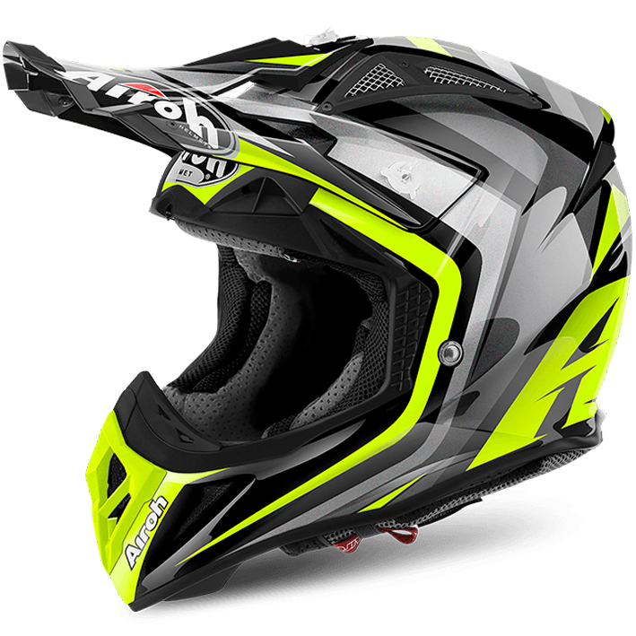 Airoh Aviator 2.2 Helmet (Warning Yellow - Gloss)
