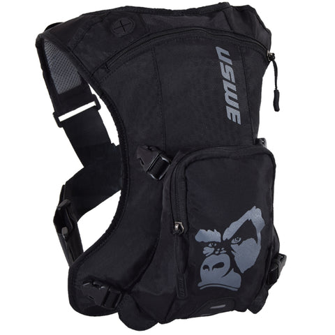 USWE Ranger 3 Hydration Pack (Black/Black)