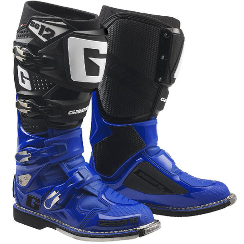 *NEW* Gaerne SG12 Boots (Blue/Black)