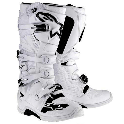 Alpinestars Tech 7 Enduro Boot (White)