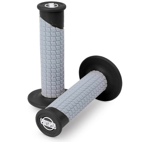 Protaper Clamp-on Pillow Top Grips (Black/Grey)