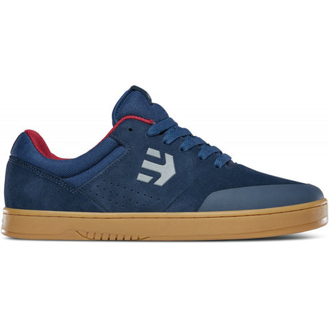 Etnies Marana Casual Shoes (Navy/Red/Gum)