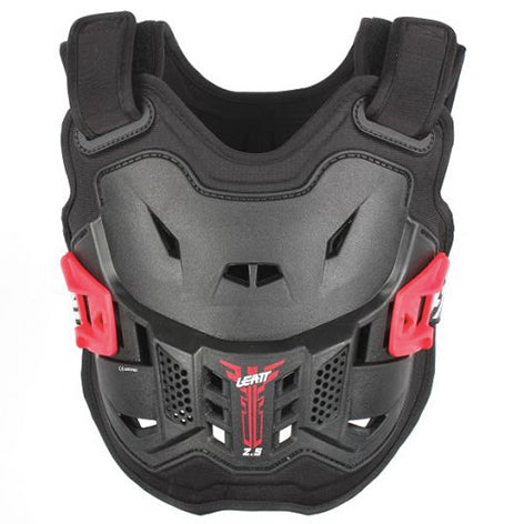 Leatt Kids Chest Protector 2.5 (Black)