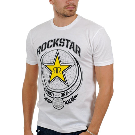 Rockstar Imperial Tee (White)