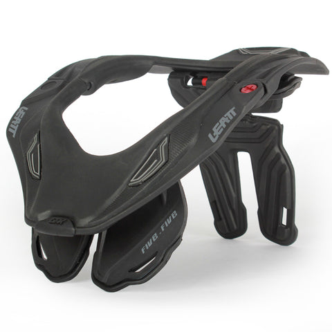 Leatt GPX 5.5 Junior Brace (Black/Grey)