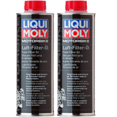 *Multipack* 2 x Liqui Moly Racing Luftfilter Oil (500ml)