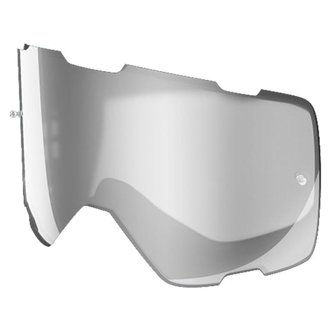 Melon Optics Parker/Diablo Replacement Lexan Lens (Silver Chrome)