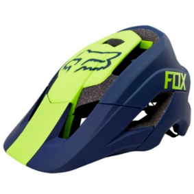 Fox MTB Metah Helmet - Navy