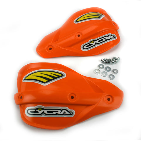Cycra Enduro Replacement Handshields (Orange)