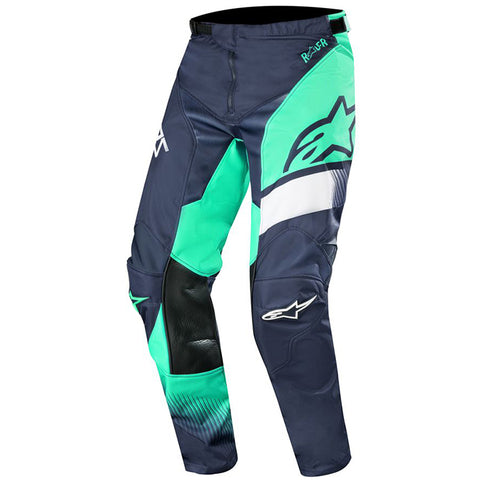 Alpinestars Racer Supermatic Pants 19 (Navy/Teal/White)