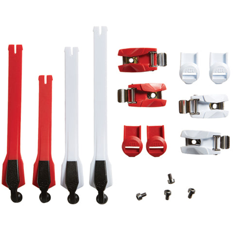 Fox Instinct Boot Strap Kit (Red)
