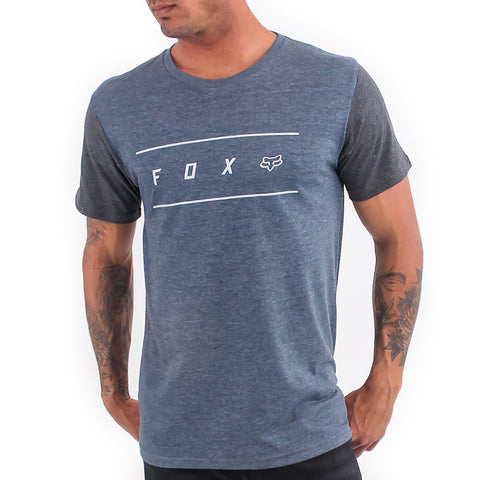 Fox Surge Tee (Heather French Navy)