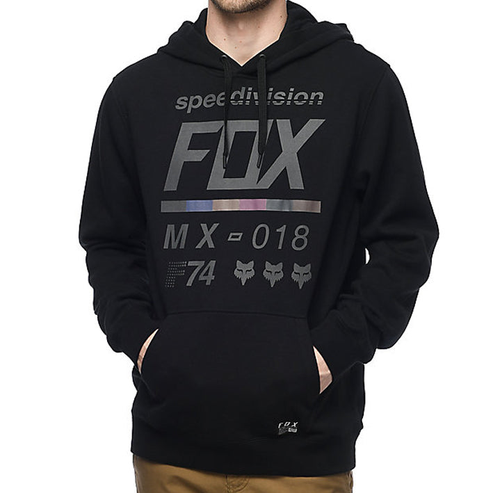 Fox District 2 Pullover (Black)