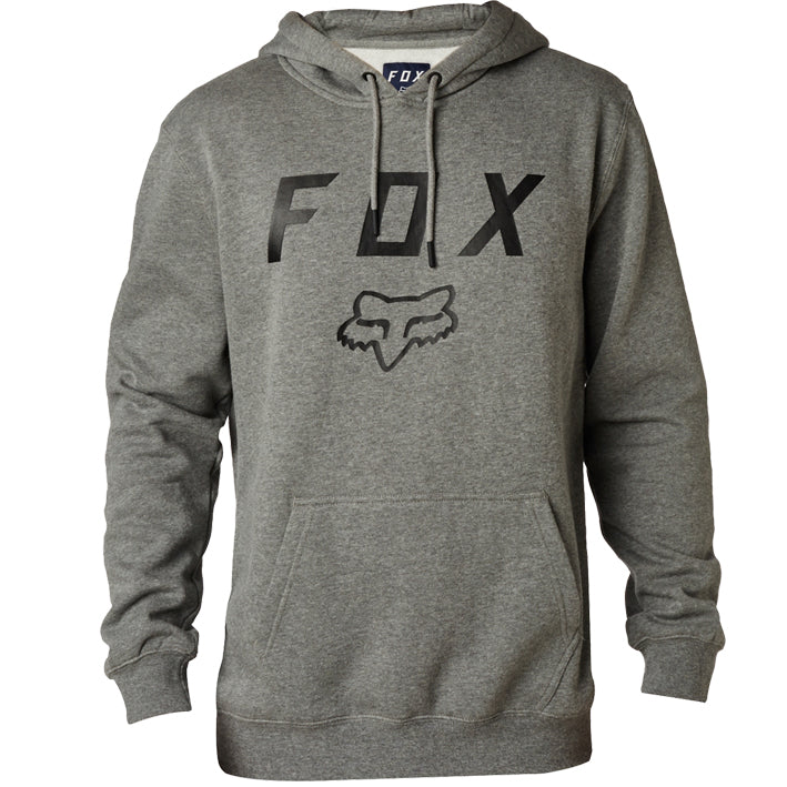 Fox Legacy Moth Pullover (Heather Graphite)