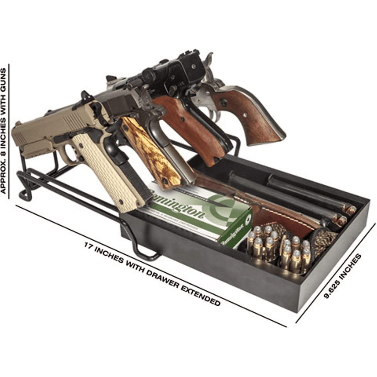 Accessory - Storage - Pistol Rack