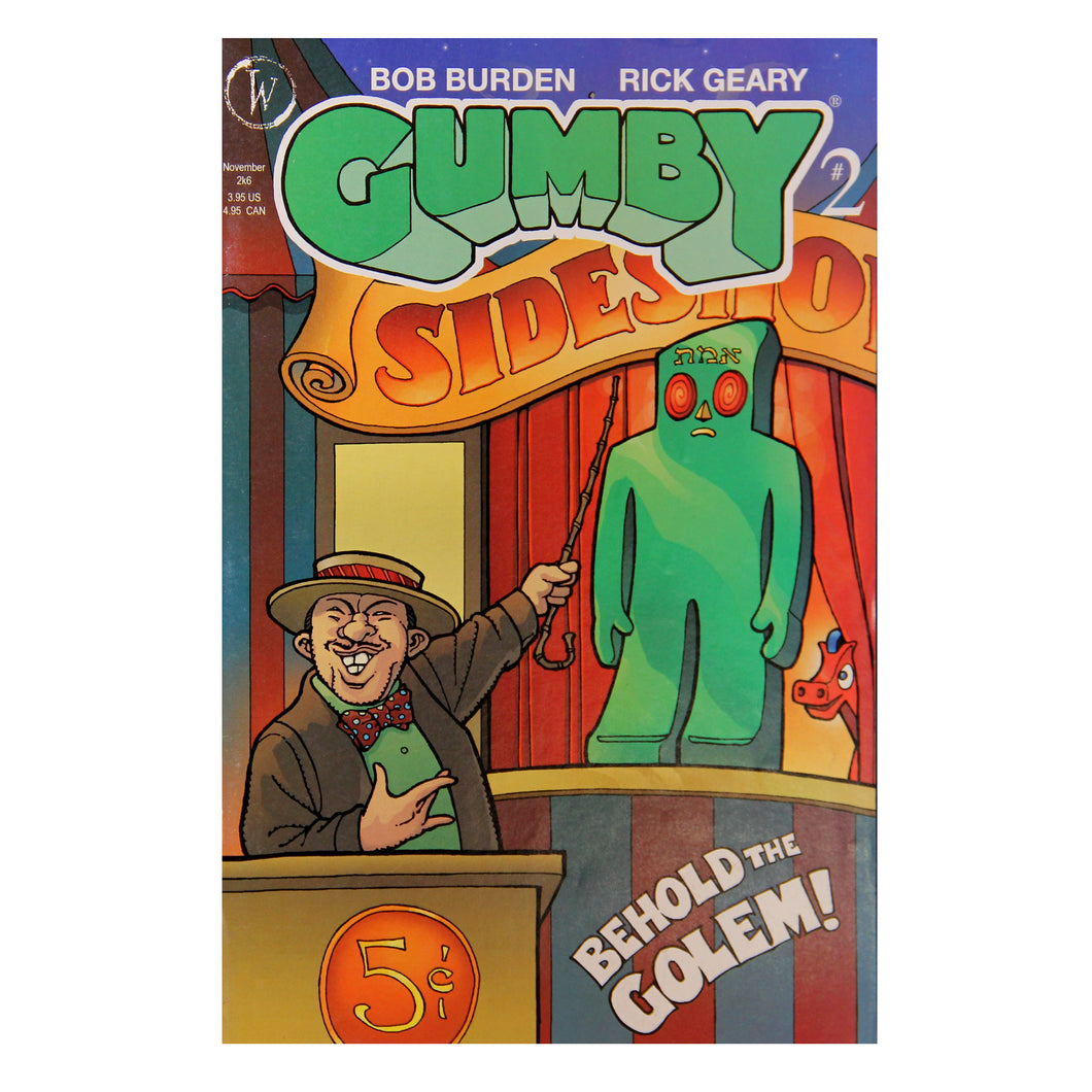 Gumby 2006 Comic Book #2