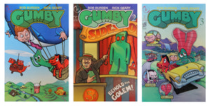Gumby 2006 Comic Book #1