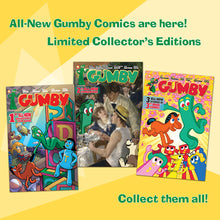 Load image into Gallery viewer, Gumby Comic Book #3