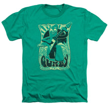 "Load image into Gallery viewer, Gumby T-Shirt: ""Vintage Rock Poster"""