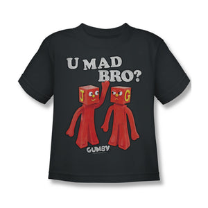 "Gumby T-Shirt: ""U Mad Bro?"""