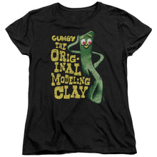 "Load image into Gallery viewer, Gumby T-Shirt: ""So Punny"""